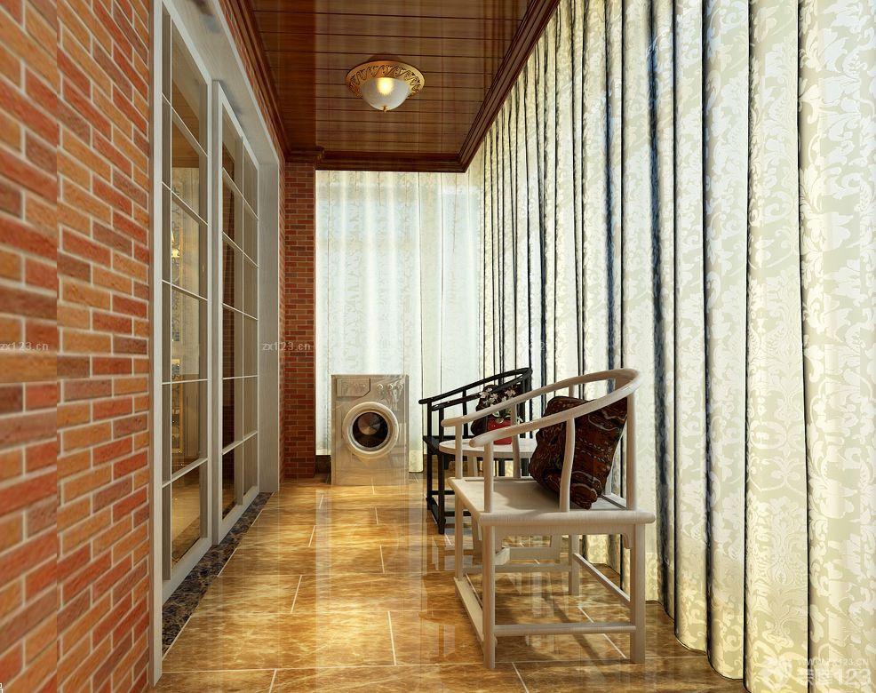 家装效果图 客厅 客厅阳台隔断玻璃推拉门设计装修效果图 提供者