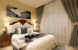 80后臥室雙人床設計圖