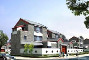 農村三層房屋設計圖 古典風格