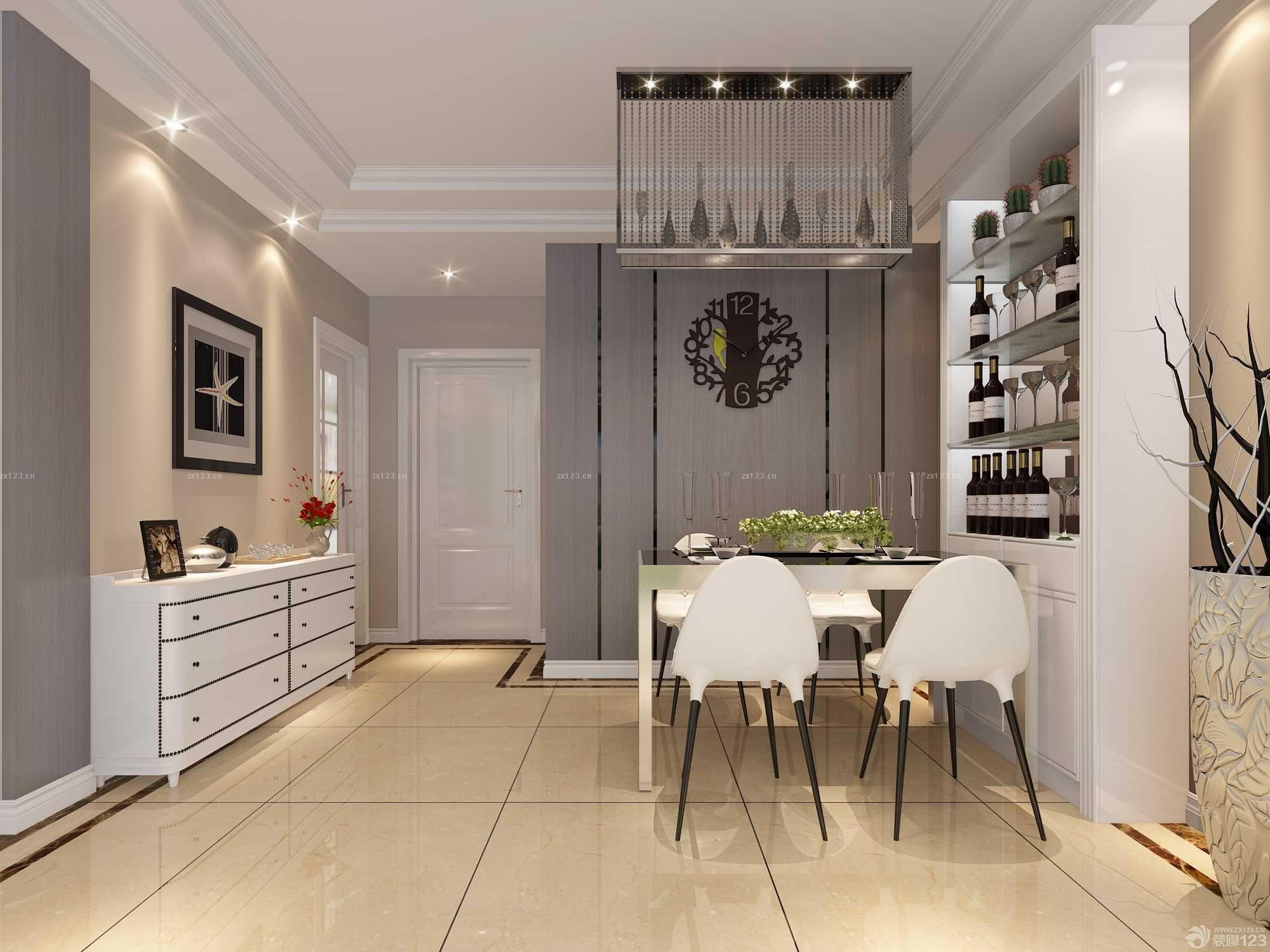 家庭酒柜设计图_家庭酒柜吧台格局设计图展示_设计图分享