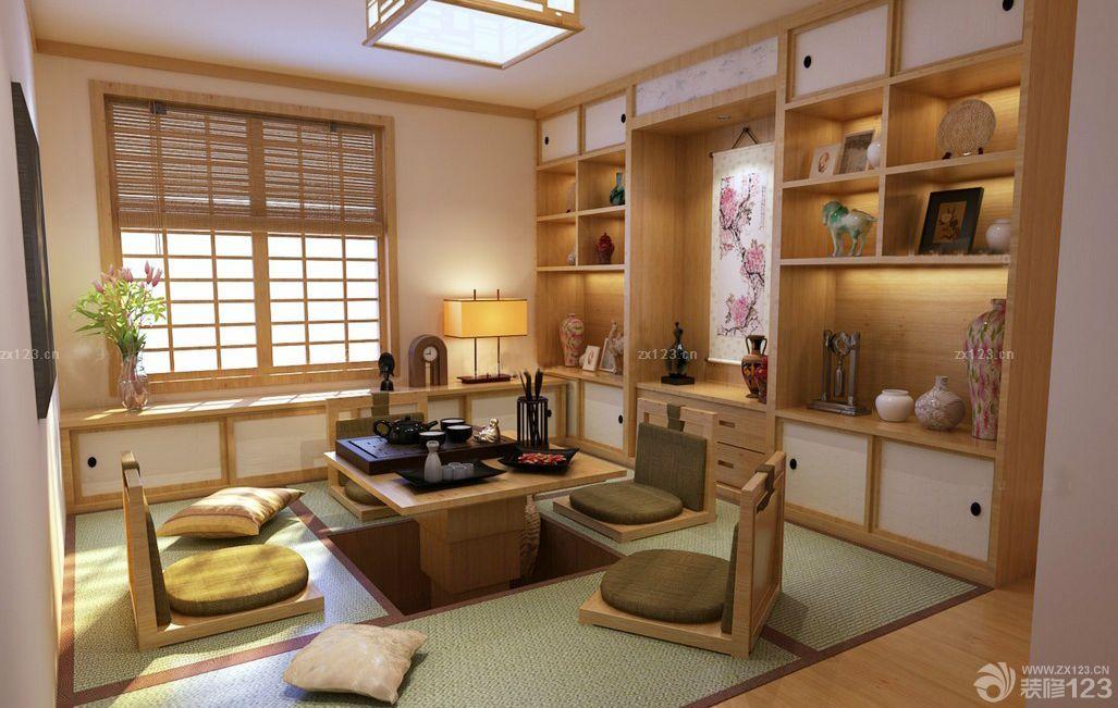 30平日本小户型榻榻米装修设计图