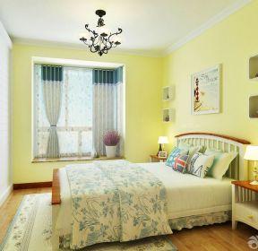 2020女生卧室飘窗装饰设计图-装信通网效果图大全