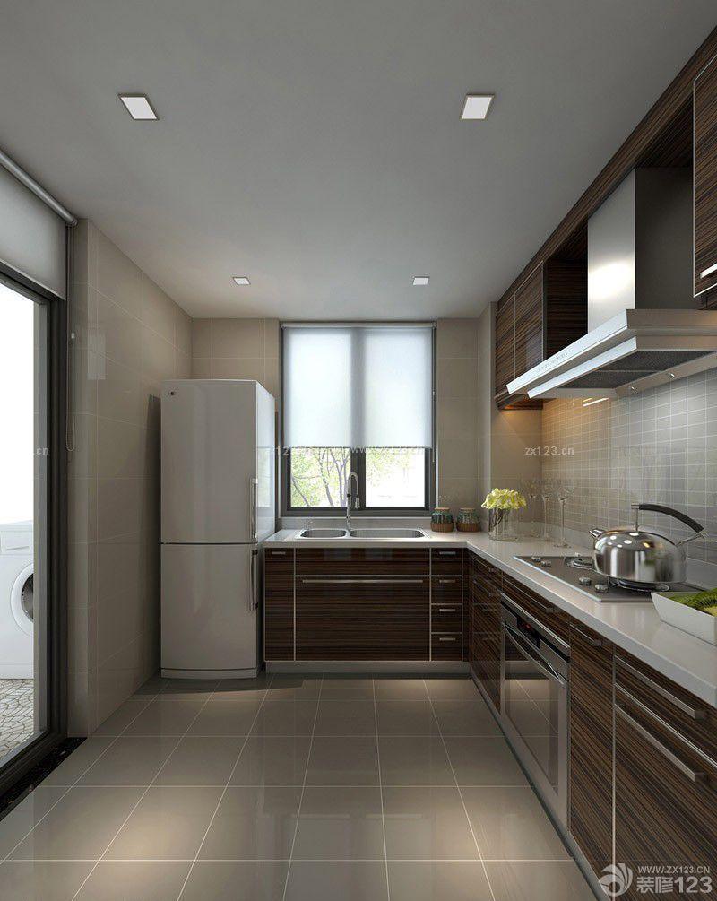 后现代风格厨房卫生间吊顶装修图片