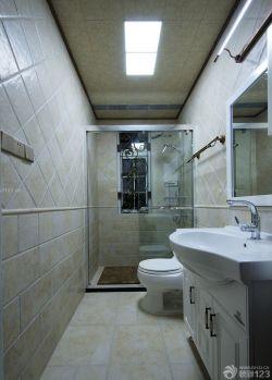 95平新房廚房衛生間吊頂裝修實景圖