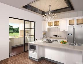 櫥柜設計 小戶型陽臺改廚房