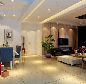 二手房现代简约风格装修设计效果图-每日推荐