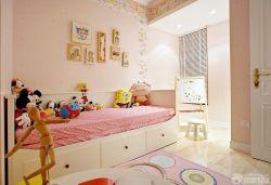 10平米兒童房榻榻米設計圖