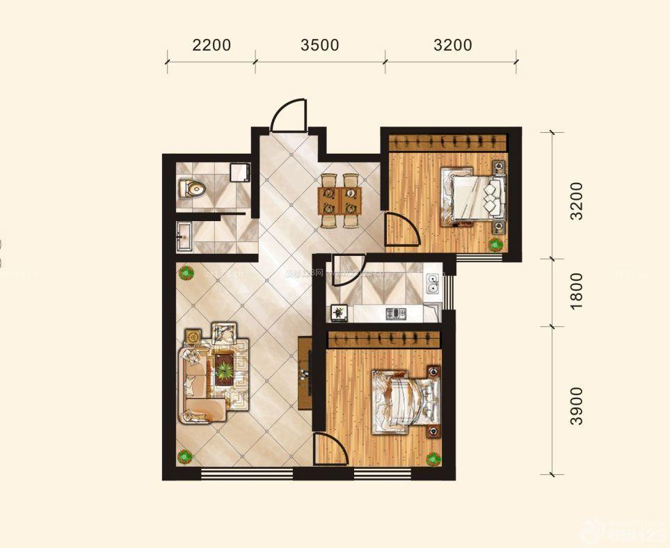 农村平方房子设计图展示