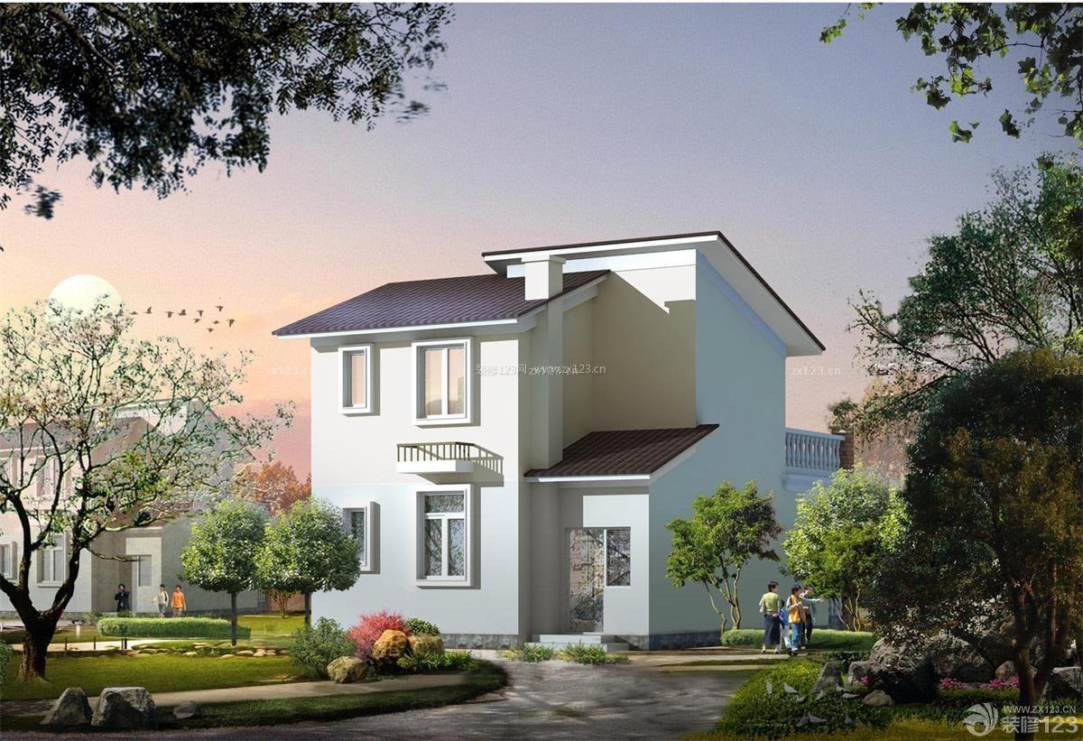新农村房屋设计图片大全 设计本装修效果图图片