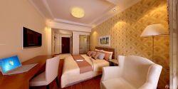 商務賓館客房裝修設計案例