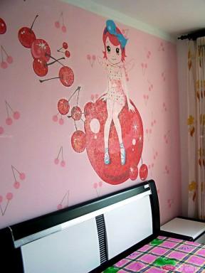 室內手繪 臥室裝飾
