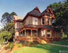 農村房子設計圖 美式風格