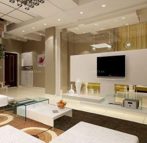 一室一廳一廚一衛電視柜設計圖-每日推薦