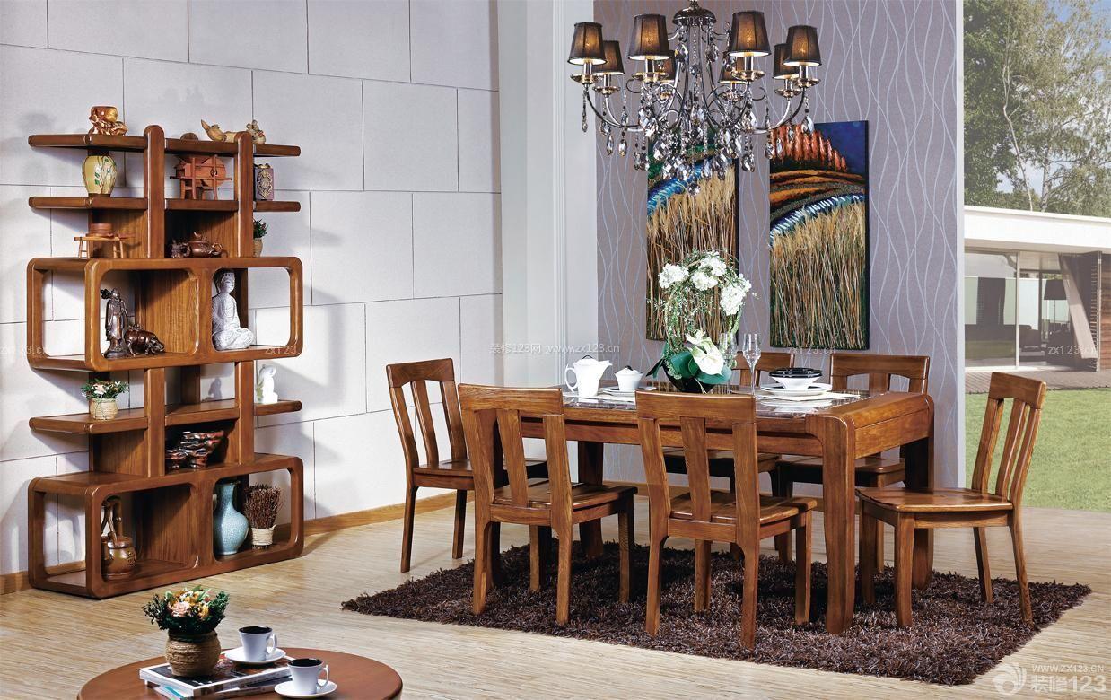 中式风格乌金木家具设计图片欣赏