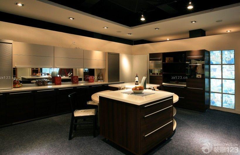 欧派橱柜展厅设计 装修效果图