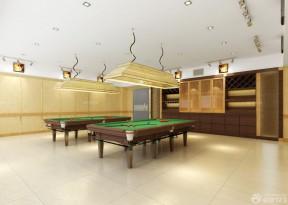 臺球廳 臺球桌