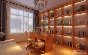 小書房 實木書柜
