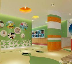 幼儿园走廊墙饰装修图片图片
