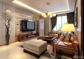 三室兩廳裝修設計 客廳裝修樣板房