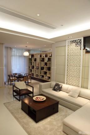 70平米裝修樣板房 現代中式風格