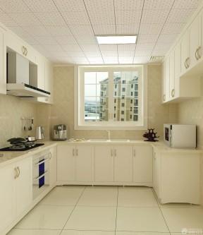 70平米裝修樣板房 廚房裝修設計