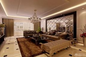 三室兩廳 客廳裝修樣板房