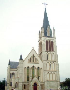 教堂圖片 美式風格