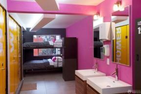 鐵質高低床 女生臥室