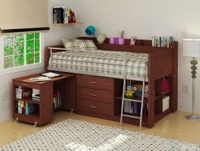 鐵質高低床 小臥室