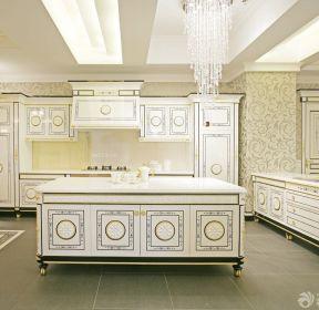 簡歐風格歐派整體櫥柜設計圖-每日推薦