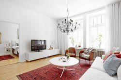 北歐風格家居客廳裝修圖片大