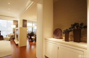 客廳玄關鞋柜  北歐風格客廳