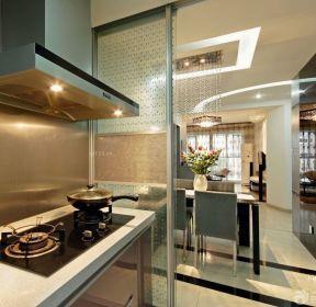 鋼化玻璃隔斷房門效果圖-每日推薦