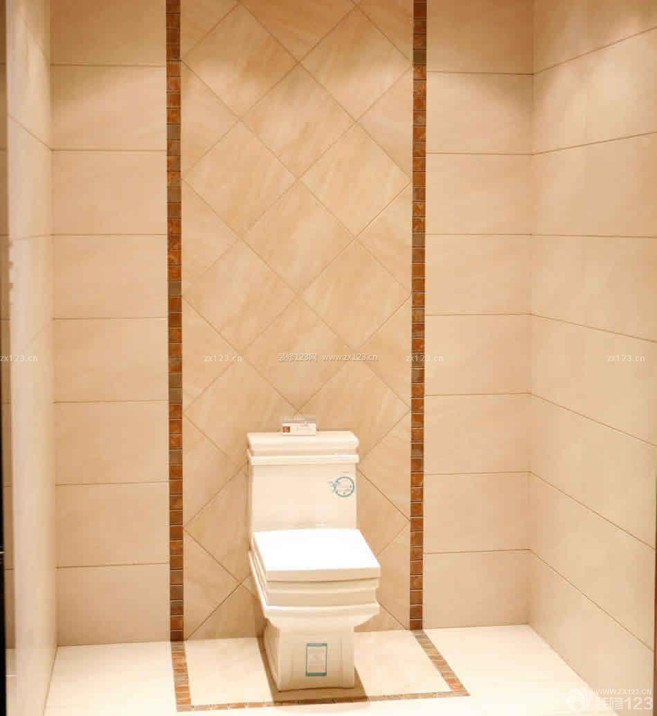 瓷砖店面卫生间设计效果图