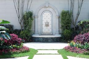 洋房入戶花園 歐式風格