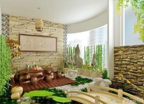 洋房入戶花園 家居室內設計