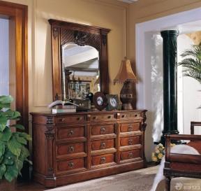 柜子 歐式古典家具