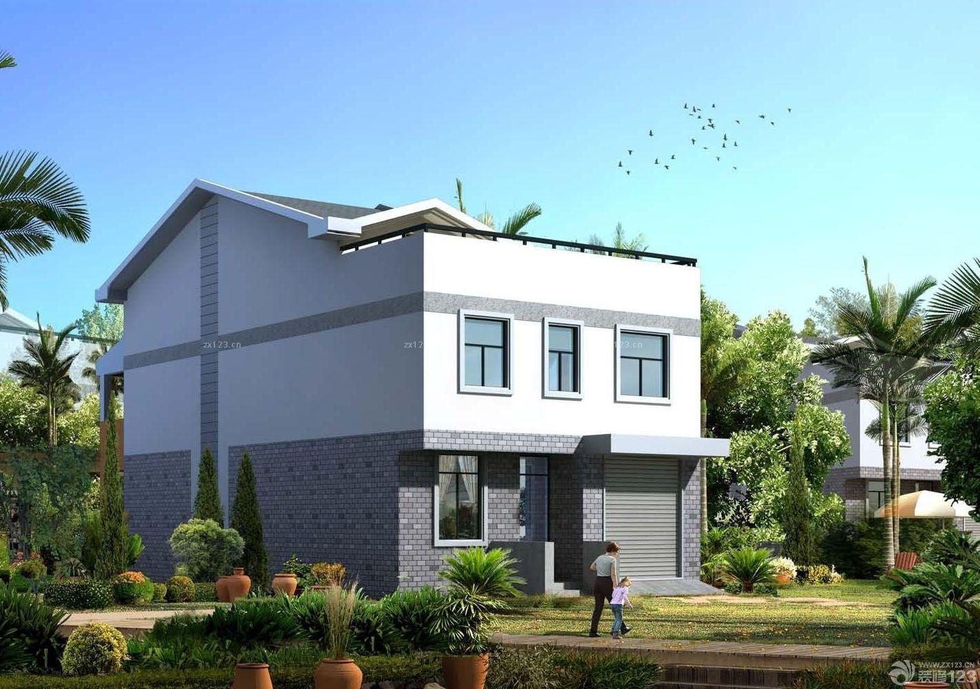 农村简易房屋设计图图片