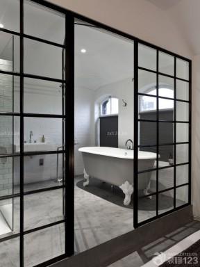 室內房門 家居浴室