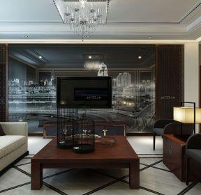 客廳吊頂造型設計圖-每日推薦