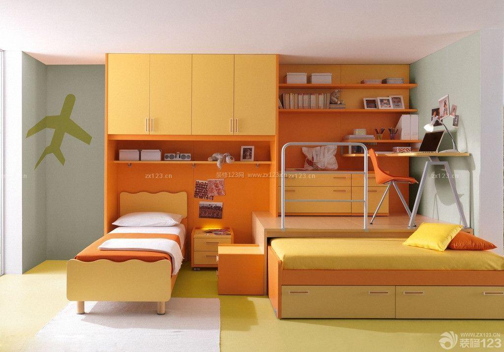 儿童房屋室内装修设计图