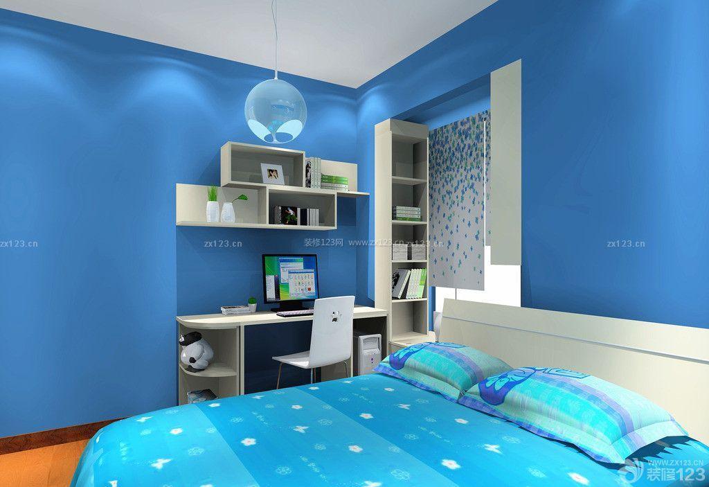 家装效果图 儿童房 小户型儿童房屋室内装修设计图 提供者
