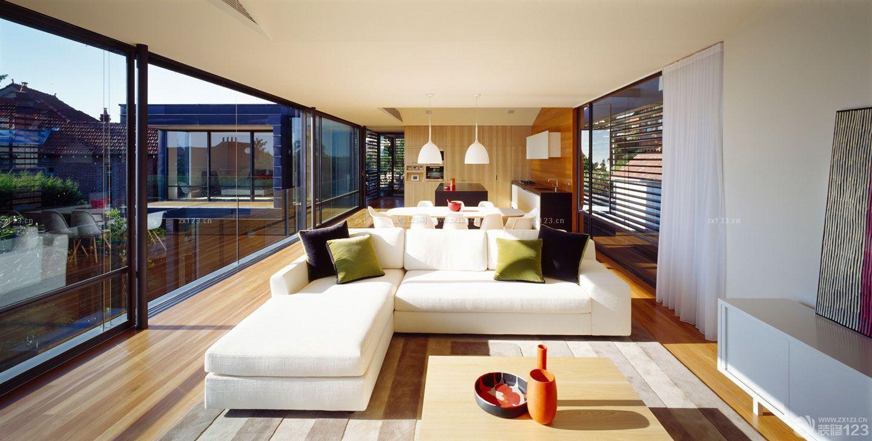 现代家装房屋室内装修设计图