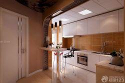 歐式廚房門框裝飾造型效果圖