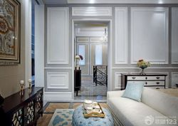 歐式室內裝飾門框造型效果圖