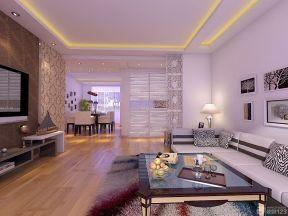 房屋室內裝修設計圖 三室兩廳