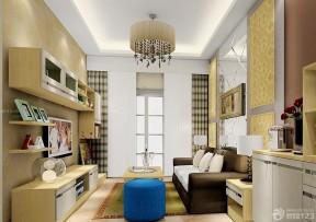 室內歐式風格 小戶型簡約