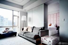 简欧风格小户型 欧式风格客厅