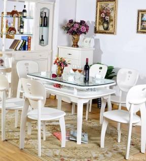 折疊餐桌 歐式風格