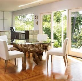 折疊餐桌 簡約風格